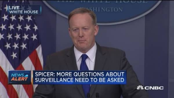 Spicer: Manafort wasn't involved in campaign final stretch