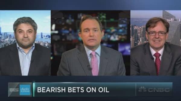 A close look at close oil sentiment