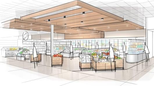 Target design elements Next generation stores.
