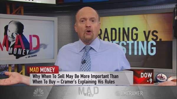 Crucial difference between trading and investing