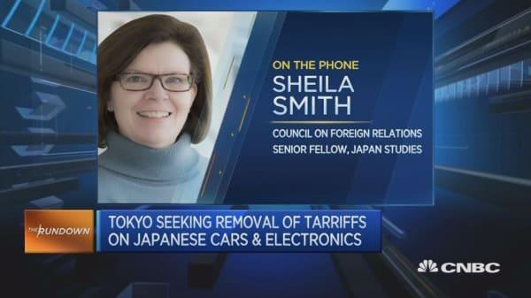 Dairy and autos: Japan and the EU talk trade