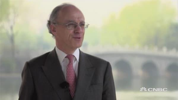 UK to press hard on bilateral trade: Lord Sassoon