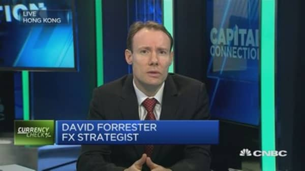 Insufficient risk priced into euro: Strategist