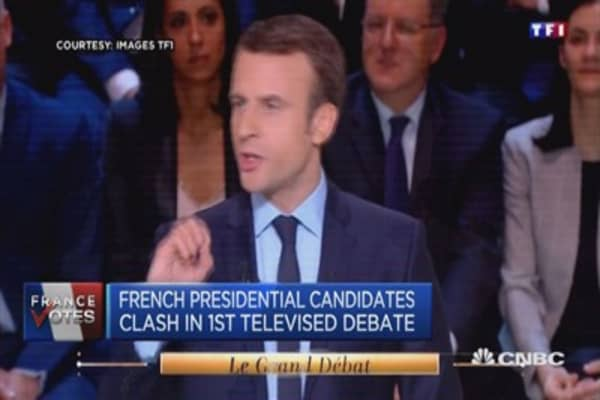 Why last night's French presidential debate a fresh start for Fillon