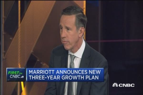 Marriot CEO: Tax reform winners and losers