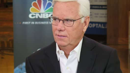 Kevin Mansell, Kohl's CEO