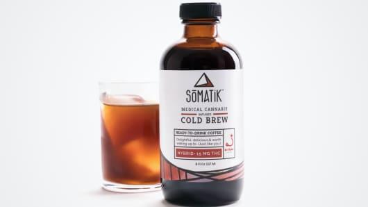 Somatik Cannabis Coldbrew