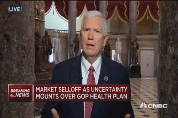 Rep. Mo Brooks: GOP health bill will do great damage to the country long-term