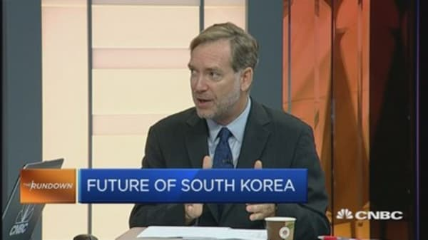 Potential sea change for South Korea