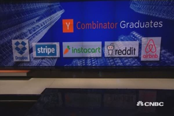 Start-ups from around the world compete at Y-Combinator