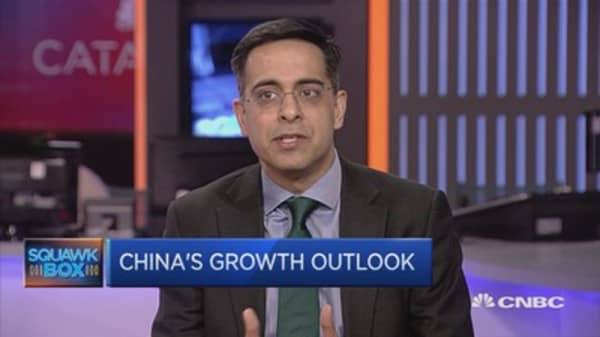 China's influence in the world will rise disproportionately: UBS