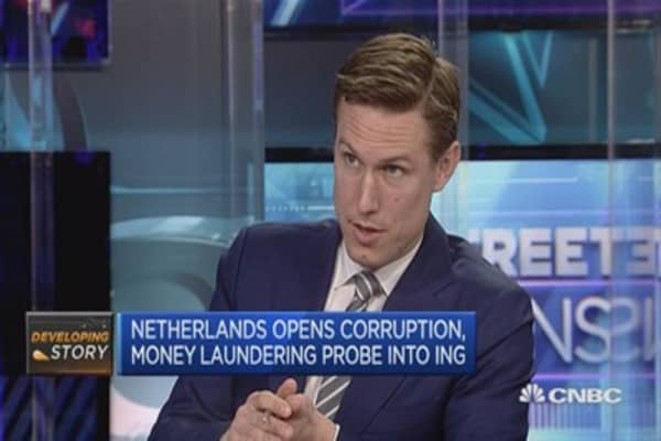 Dutch corruption probe into ING money laundering