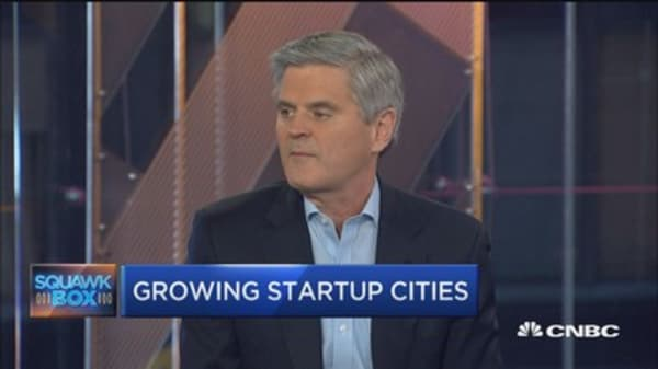 On the hunt for hot new startups nationwide: Steve Case