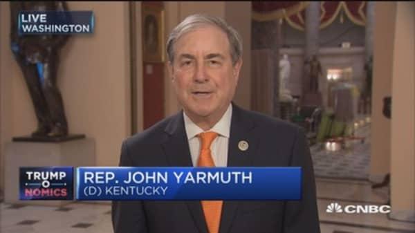 Rep. Yarmuth: GOP health plan is 'ideological exercise' to satisfy Paul Ryan