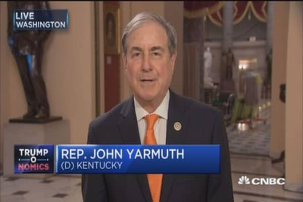 Rep. Yarmuth: GOP health plan is 'ideological exercise' to satisfy Paul Ryan
