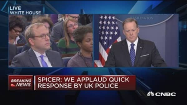 Spicer: Health care bill would give greater choice