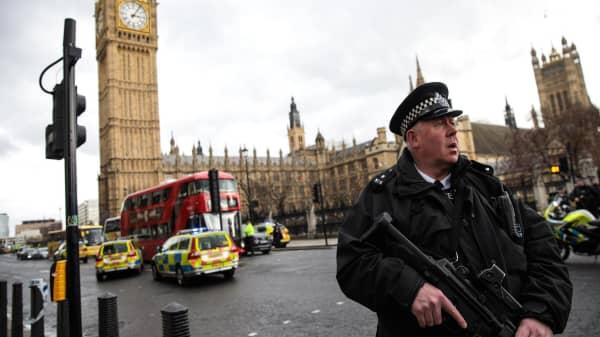 Timeline: London terrorist attack