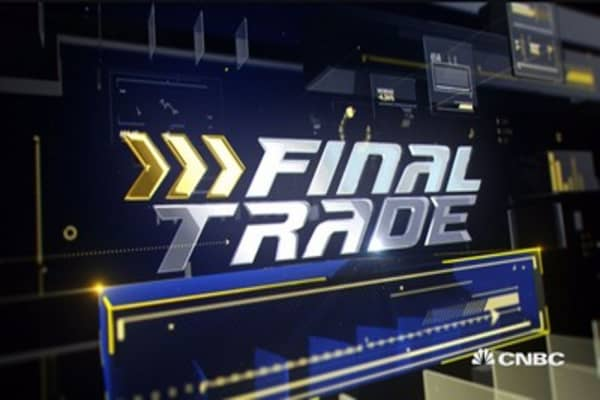 Final Trade: KMI, EOG & more