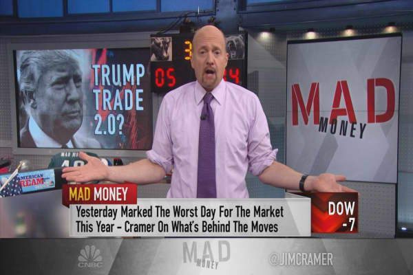 Cramer: If you want to make money, go against what the market says