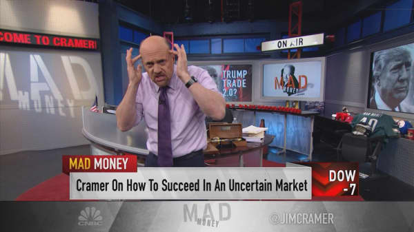 Cramer: Do the opposite of what this market says to do
