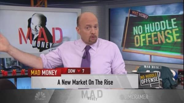 Cramer says Europe might be a better place to invest than you think