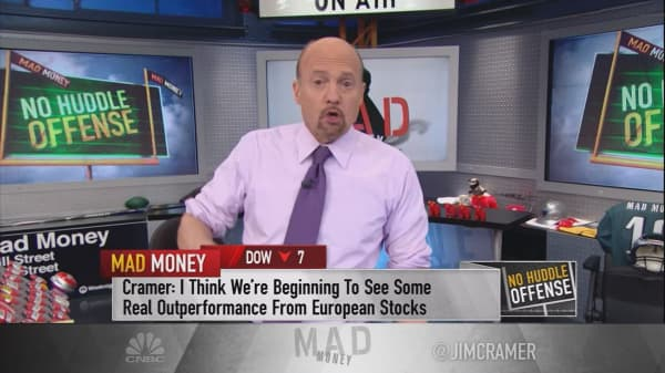 Cramer: Europe might be a better place to invest than you think