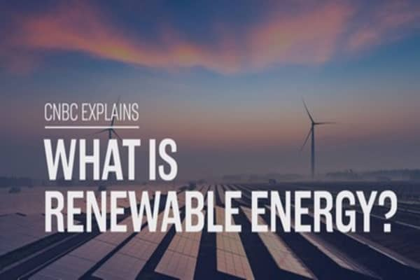 What is renewable energy?