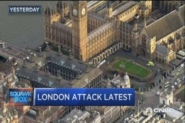 London 'lone wolf' attacker known to British police: Pro