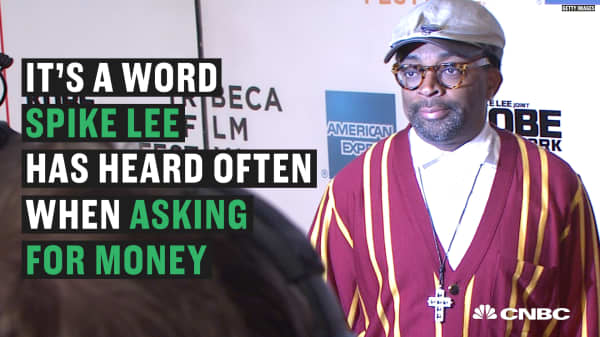 The money mindset Spike Lee and most self-made millionaires understand