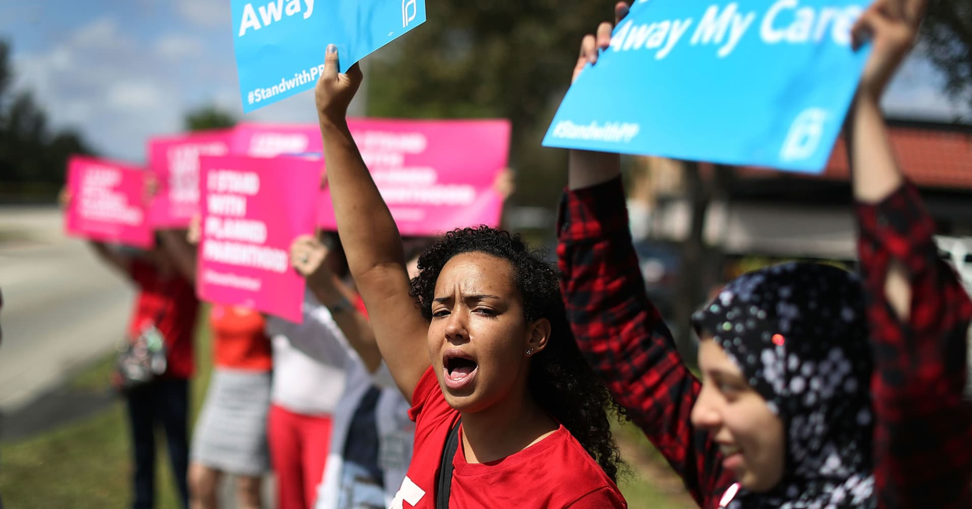 Report shows significant increase in IUDs after Trump election