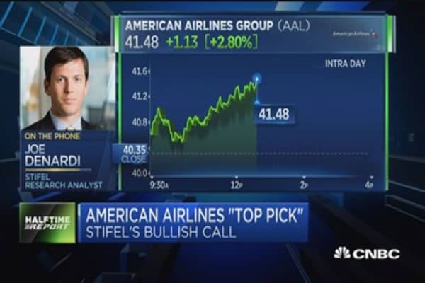 American Airlines to soar over 100%: Analyst