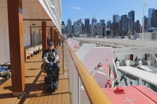 Cruise Ships Are The New Snowbirding Paradise - Living on a cruise ship retirement