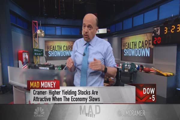 Cramer's best and worst case scenarios for the health-care vote