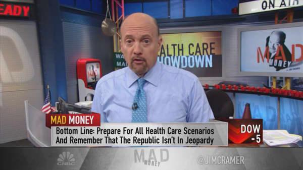 Health care vote best and worst case scenarios