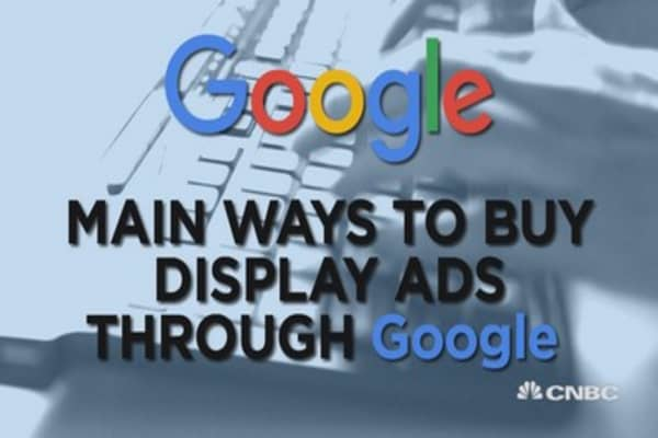 Here's how to buy a display ad through Google