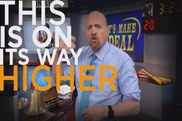 Cramer Remix: This stock could spike on takeover talk