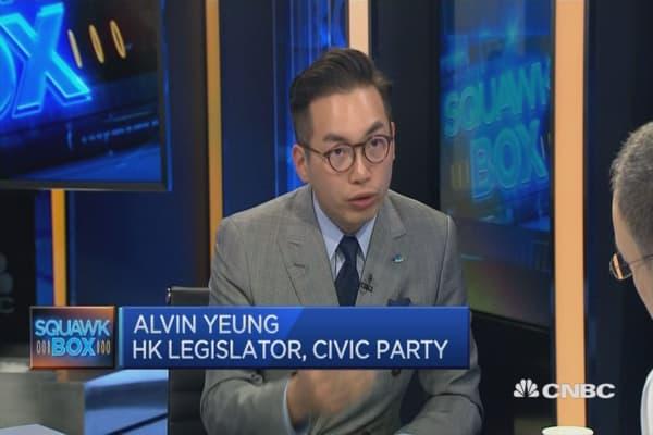 Hong Kong's small circle election