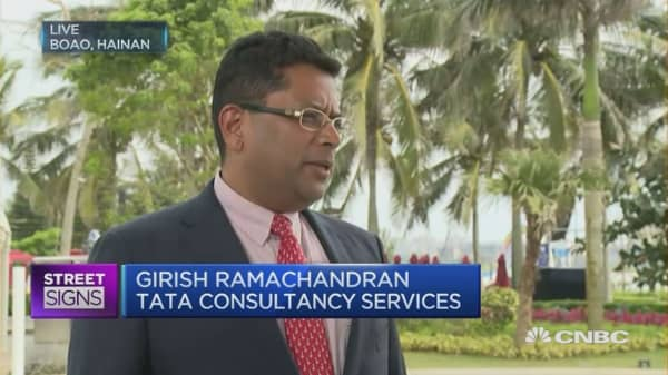 H1-B visa reform won't derail US investment: Tata