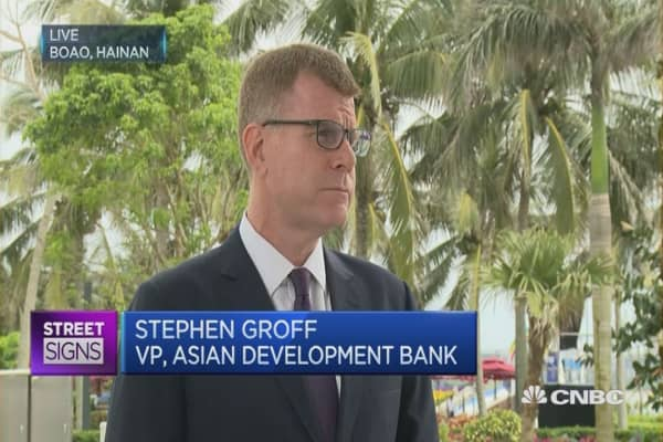 Watch but don't hyperventilate over Trump: ADB