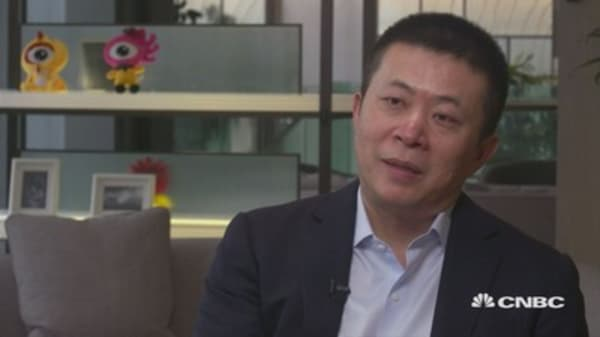 Sina has been tackling fake news for years: CEO