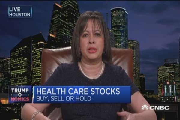 Best bets in health care stocks: Pro