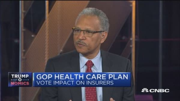 ACA's biggest problem is using balance sheet of private health care: CEO