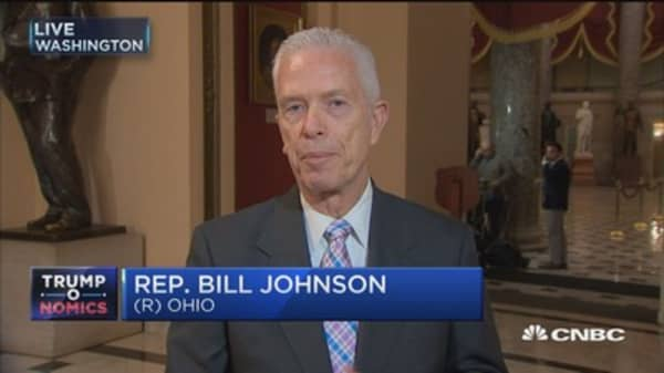 Rep. Johnson: AHCA restores trust in health care delivery