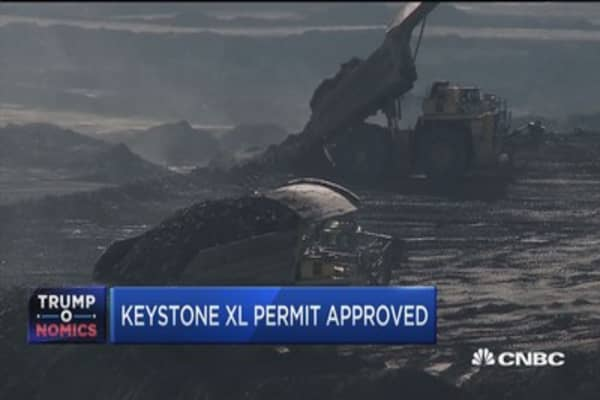 Cramer: Don't get too excited by Keystone XL permit
