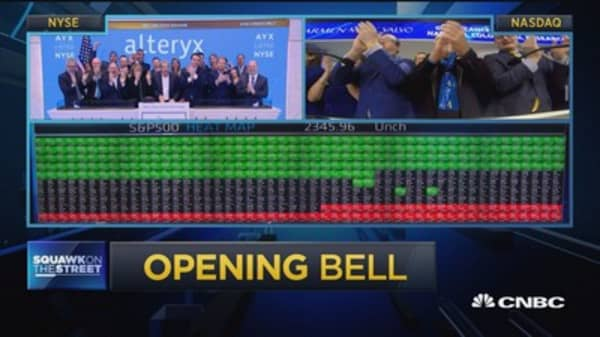 Opening Bell, March 24, 2017