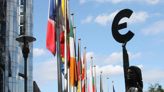 Strong Euro Puts QE Tapering in Doubt