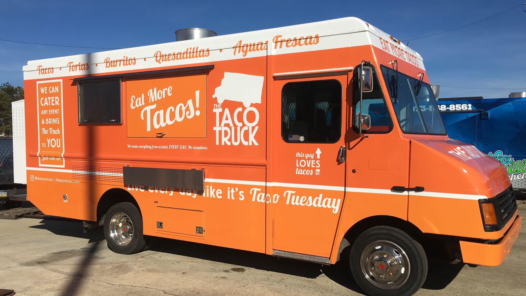 The 10 Most Popular Food Trucks In America