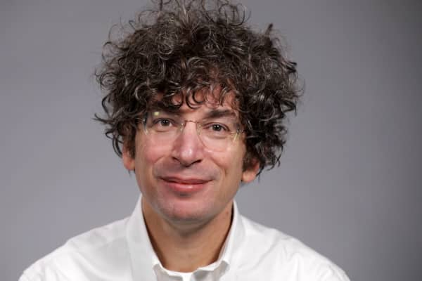 "James Altucher is a self-empowerment writer of books including ""Choose Yourself"" and ""The Power of No."""
