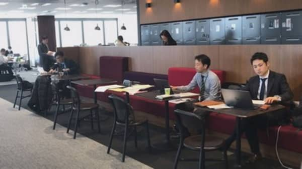 This office in Japan could upend corporate culture as we know it