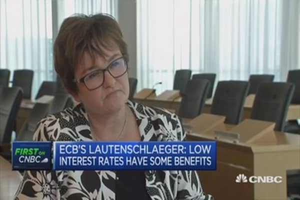 German markets highly competitive for banks: ECB board member